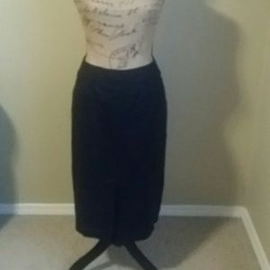 Black HARVE BEARD Skirt